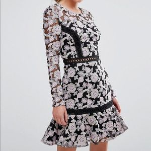 True Decadence lace dress